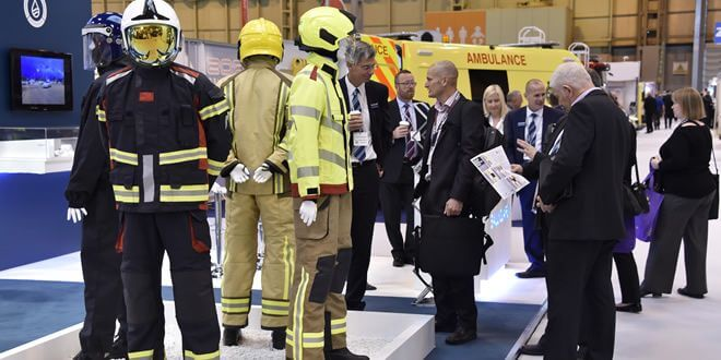 The Emergency Services Show 2017