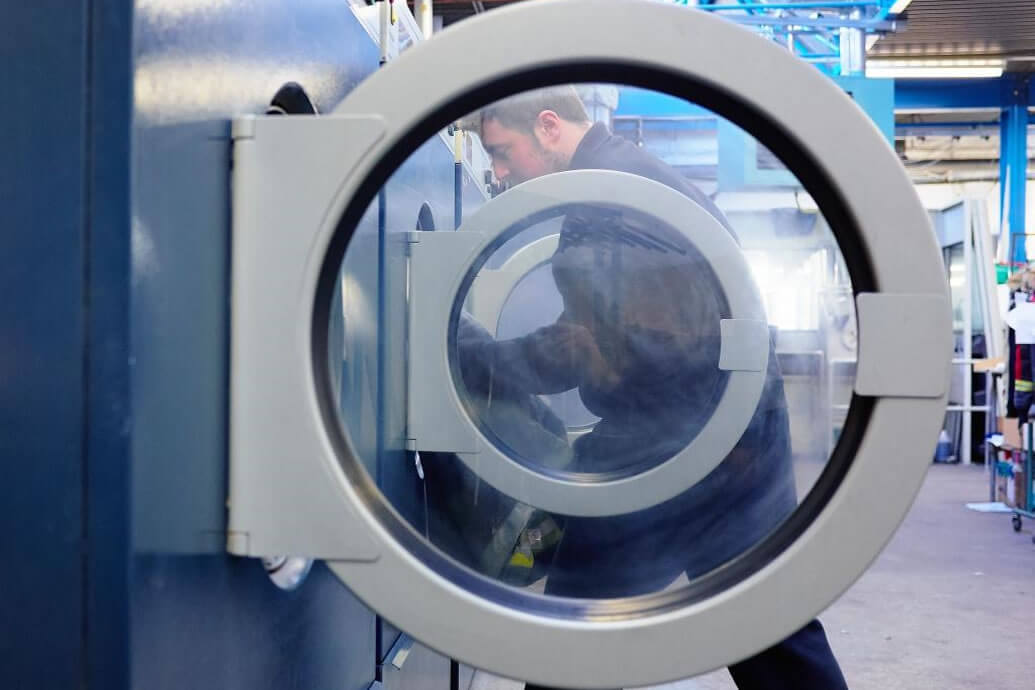 Wet Cleaning Process for PPE gets improved results