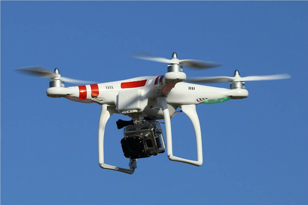 Drones for Fire and Rescue