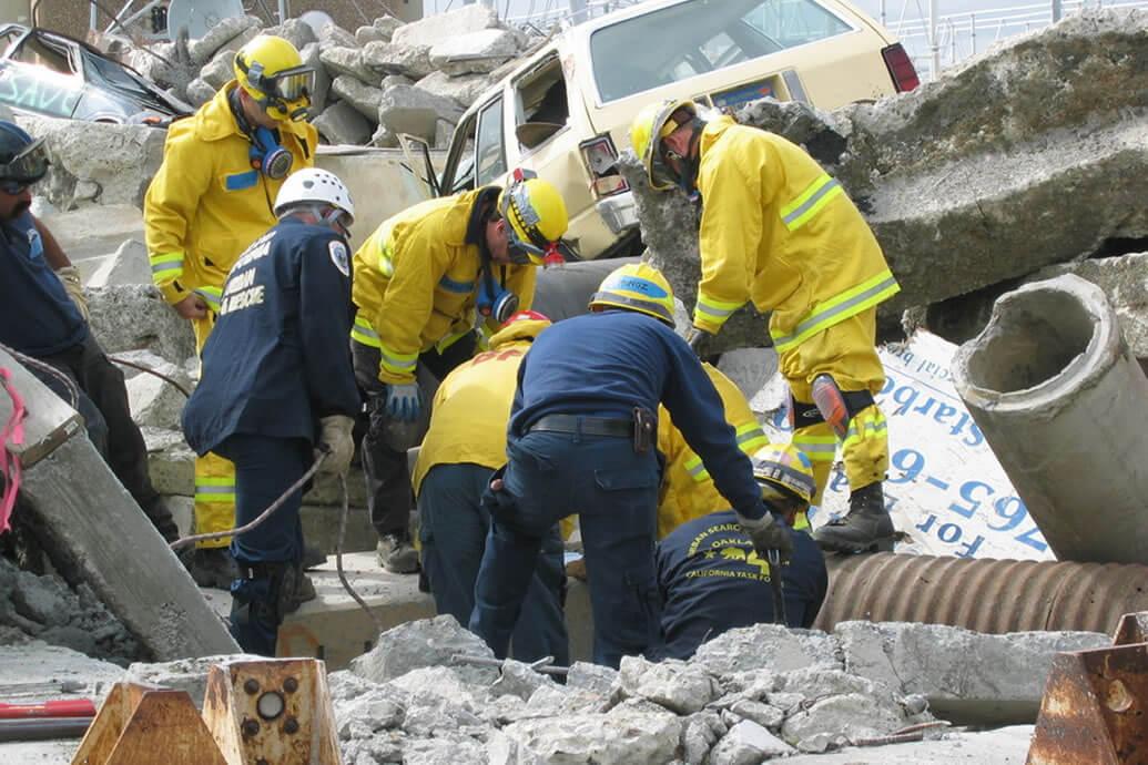 Multi Rescue Agency Collaboration