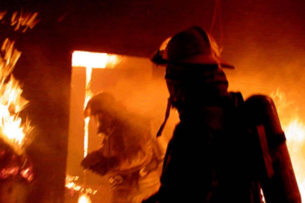 Rescuing Firefighters from Post Traumatic Stress