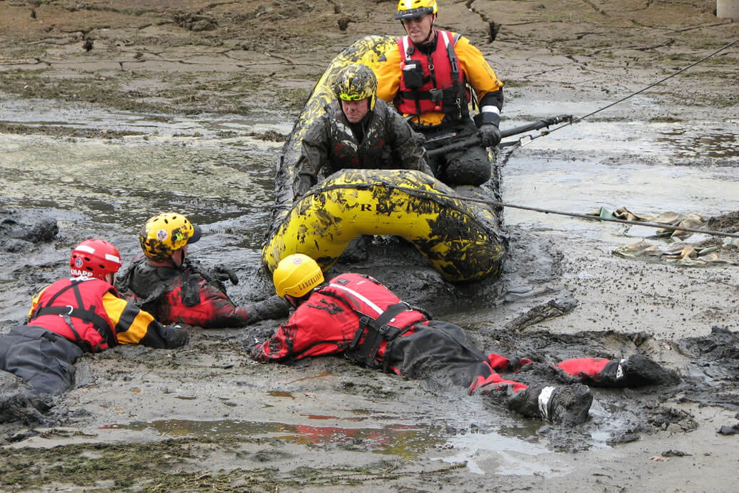 Mud Rescue - Fire Product Search