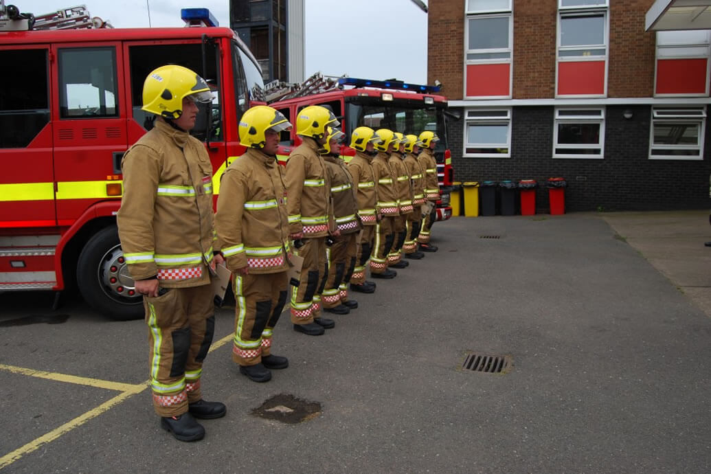 Retained Firefighters in the UK
