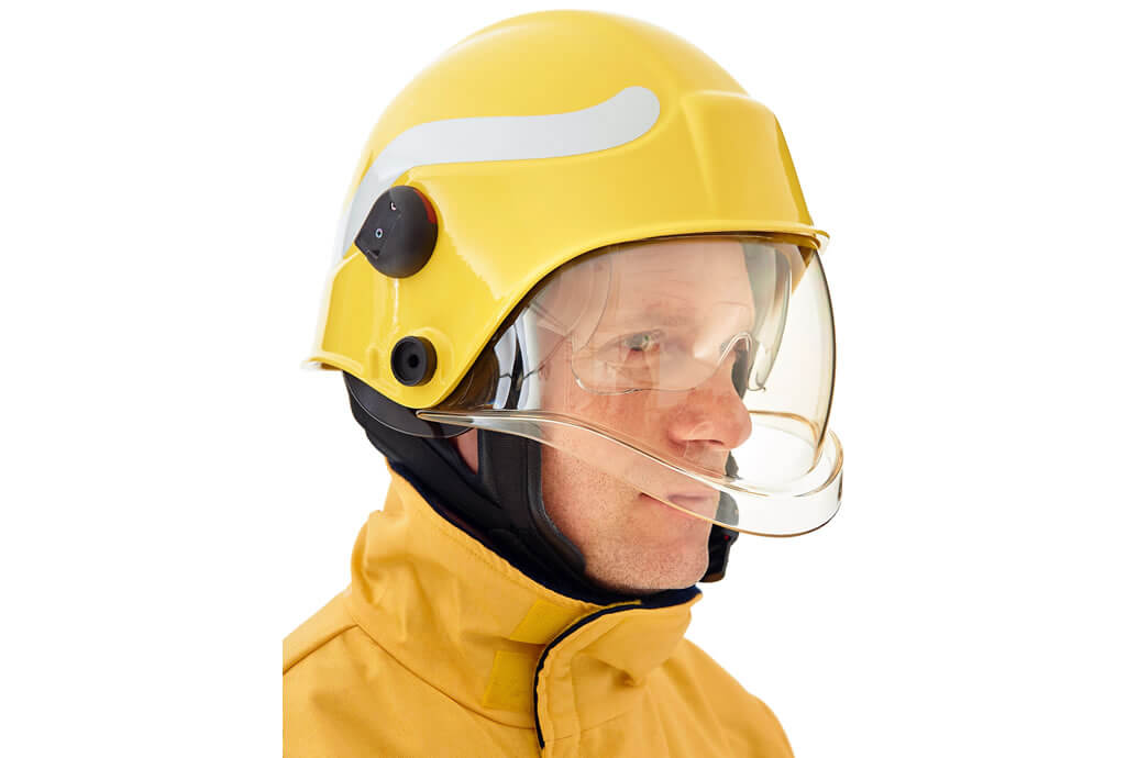 Marine Firefighter PPE