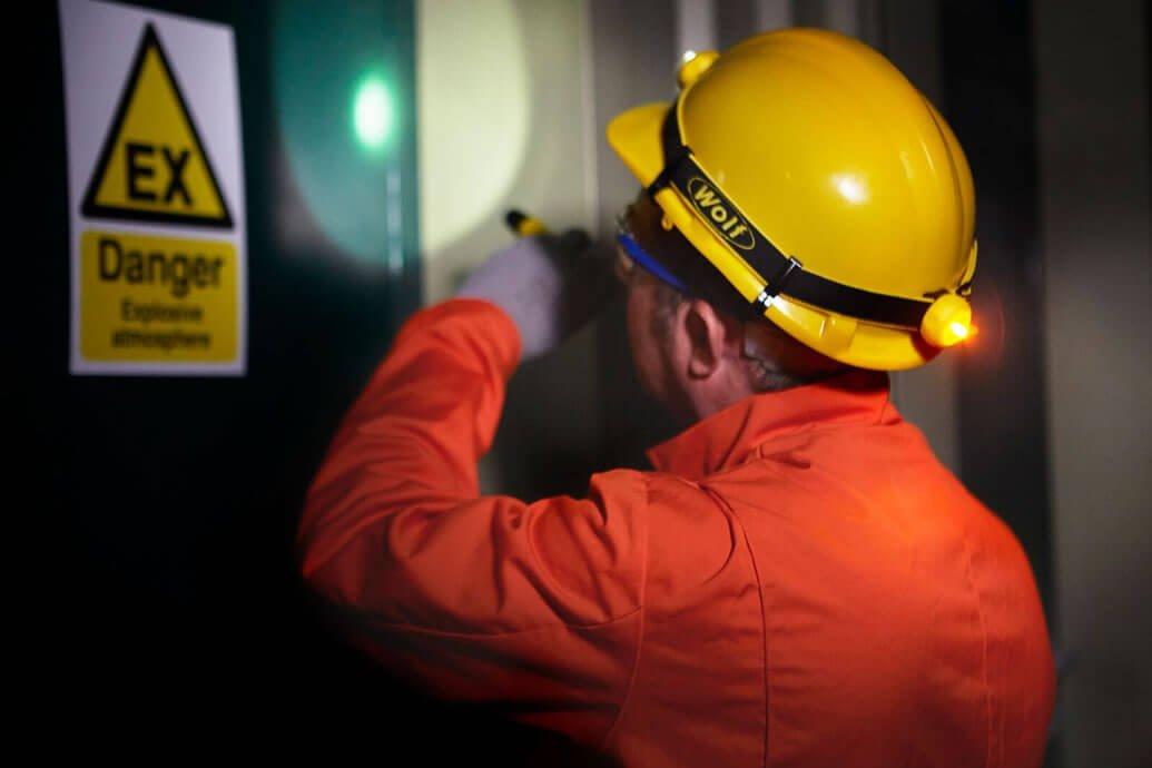 Hazards in Explosive Atmospheres