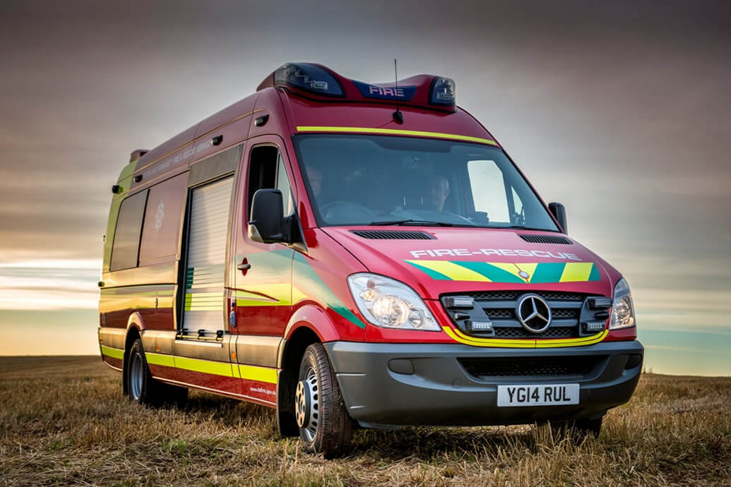 Transforming Our Emergency Services