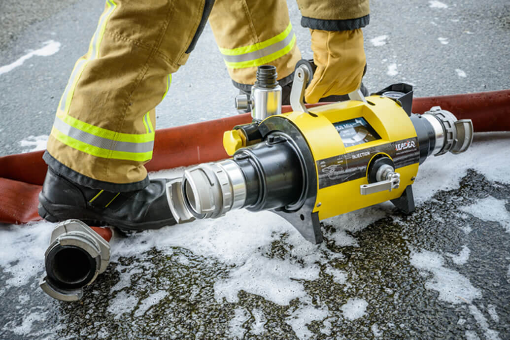 LEADER Mix Firefighting foam proportioner