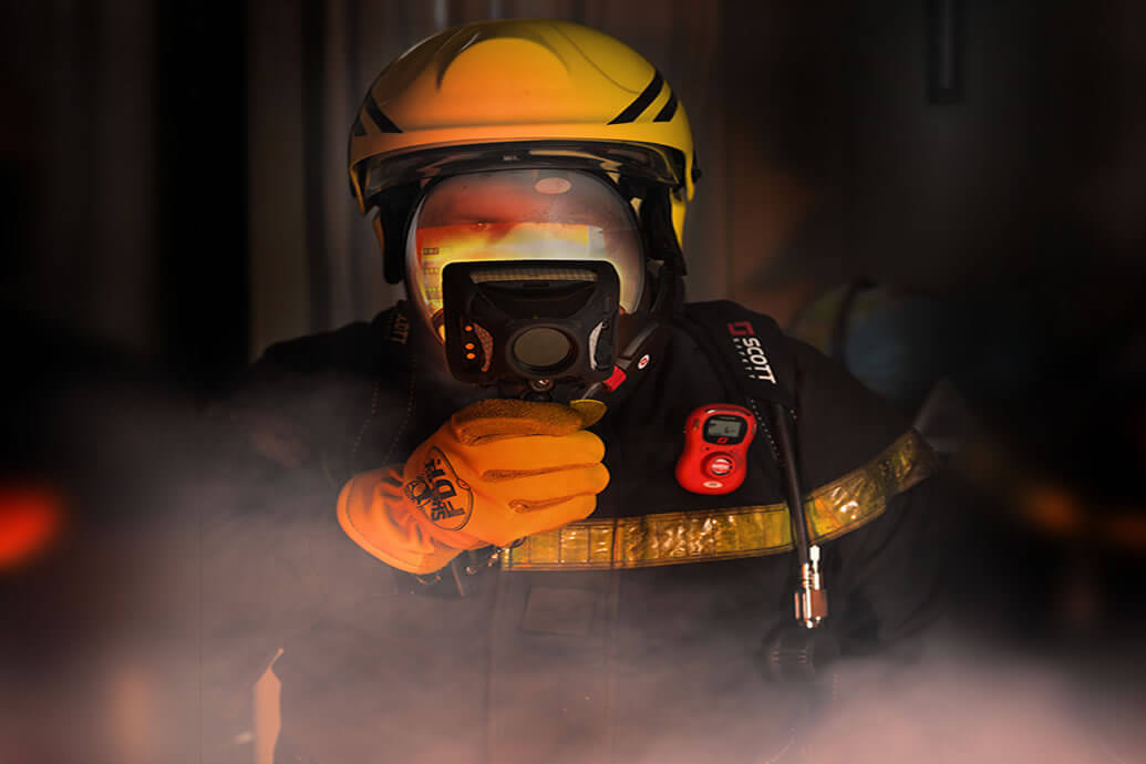 Scott Safety takes Thermal Imaging to the Next Level