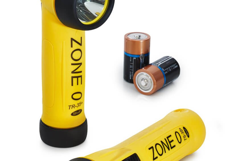 New Wolf Zone 0 and 20 LED Safety Torches HP
