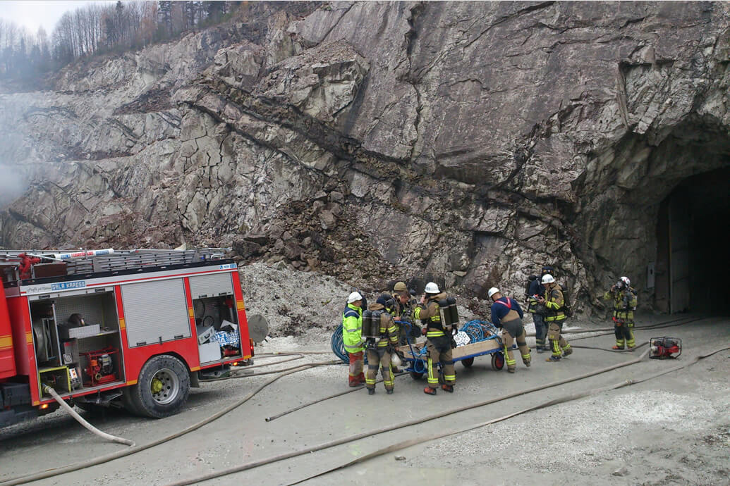 New technology can make rescue work safer HP