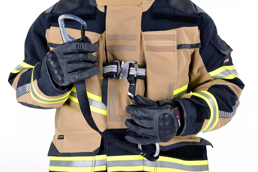 Freedom to move: Stylish turnout gear with ergonomics in