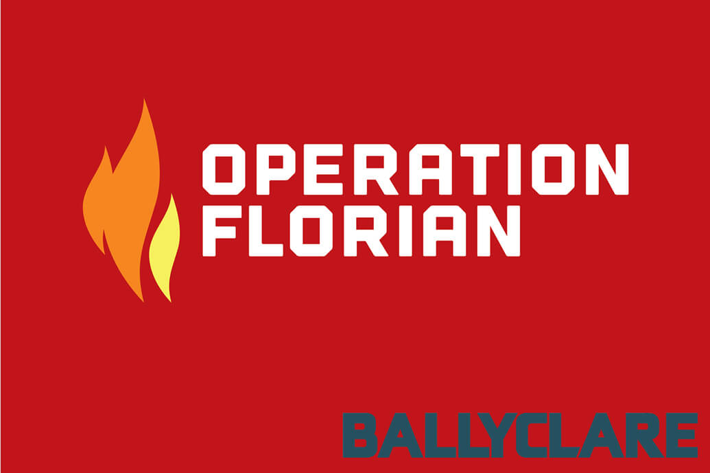 Supporting Operation Florian with firefighter uniforms and PPE HP