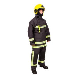 660 650 Firefighter Suit Flame-Pro