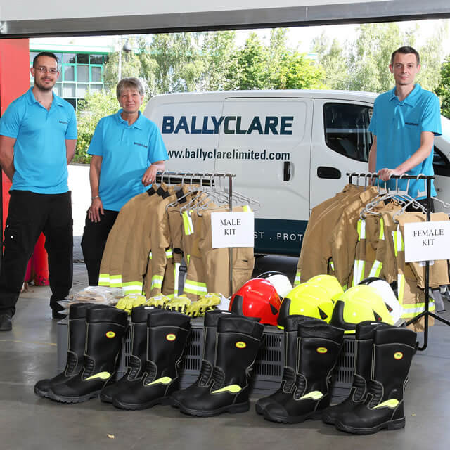 Ballyclare Managed Service