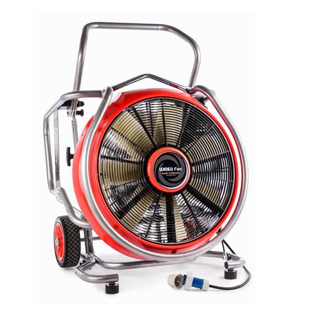 ESP280 PPV Soft Starter Fan open
