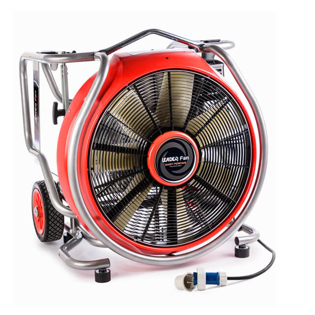 ESP280 PPV Soft Starter Fan