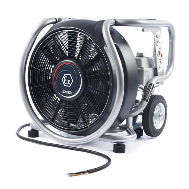 ESX230 ATEX Electric Fan