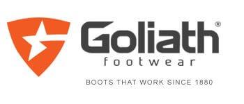 Goliath Footwear company logo