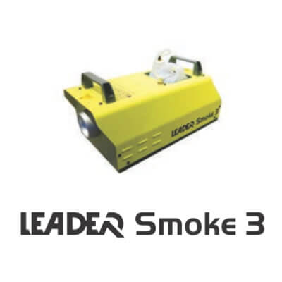 LEADER Smoke 3