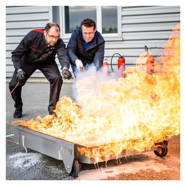 PYROS 3 Fire Trainer