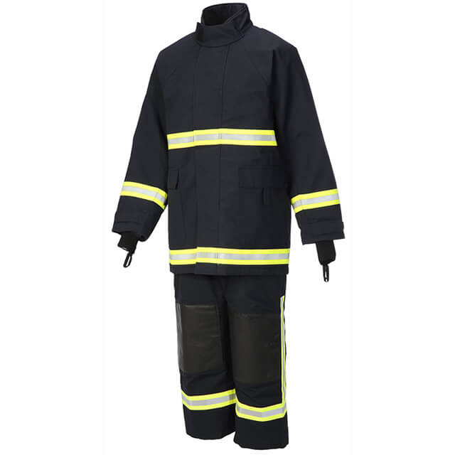 Structural Firefighter Jacket and Trouser - Kermel