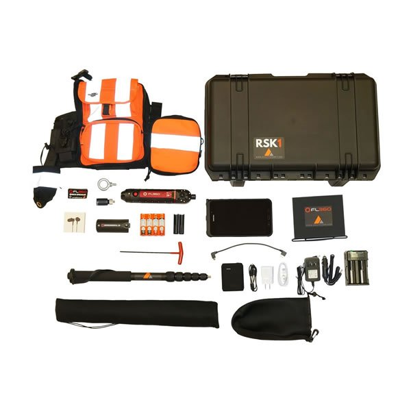 FL360 RSK1 Rapid Search & Rescue Camera Kit