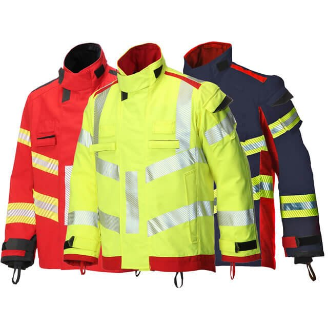 Xenon Multi-function Firefighter Rescue Jacket