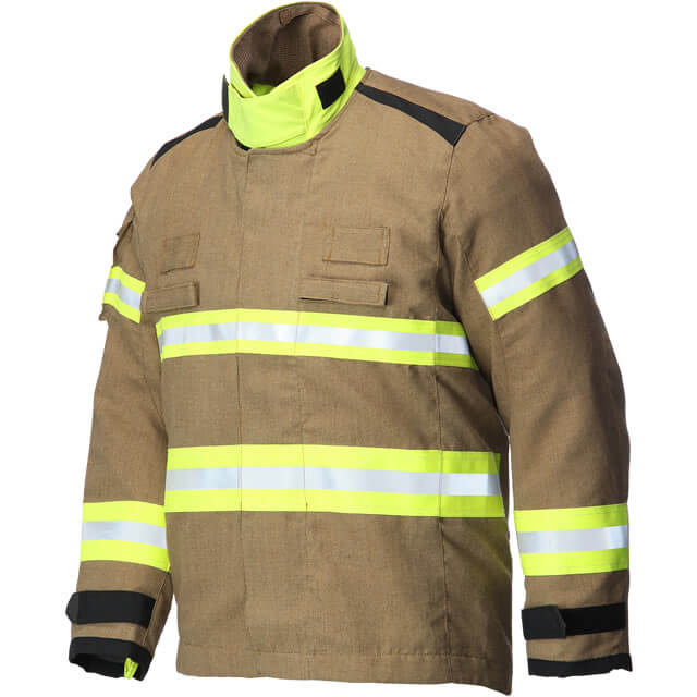 Xenon Layered System Firefighter Jacket