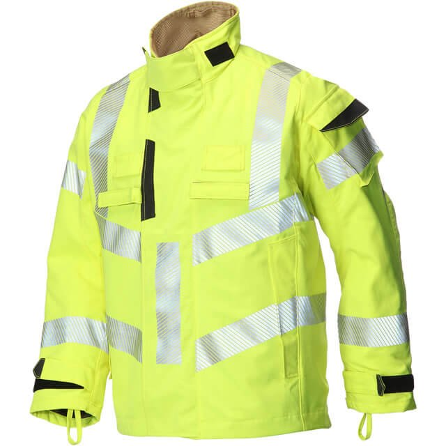 Xenon Layered Firefighter Rescue Jacket