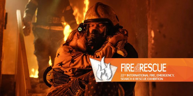 ISAF Fire & Rescue Exhibition