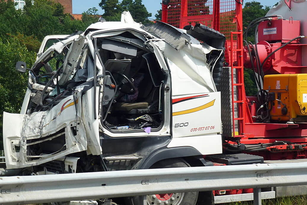 Truck Accidents – a True Challenge