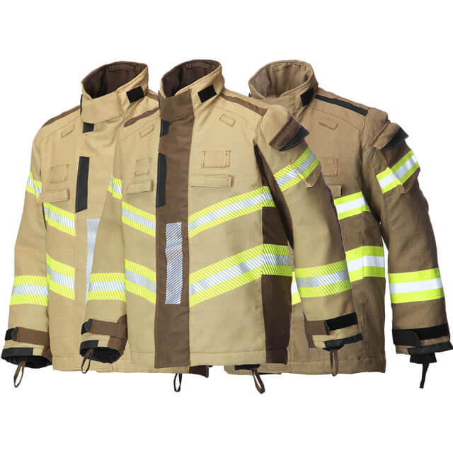 Xenon Structural Firefighter Jacket