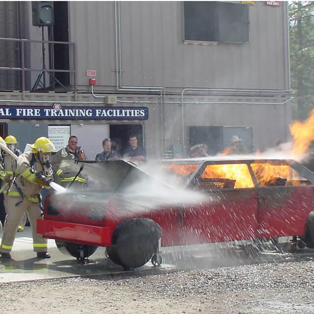 Falcon DX Car Fire Trainer