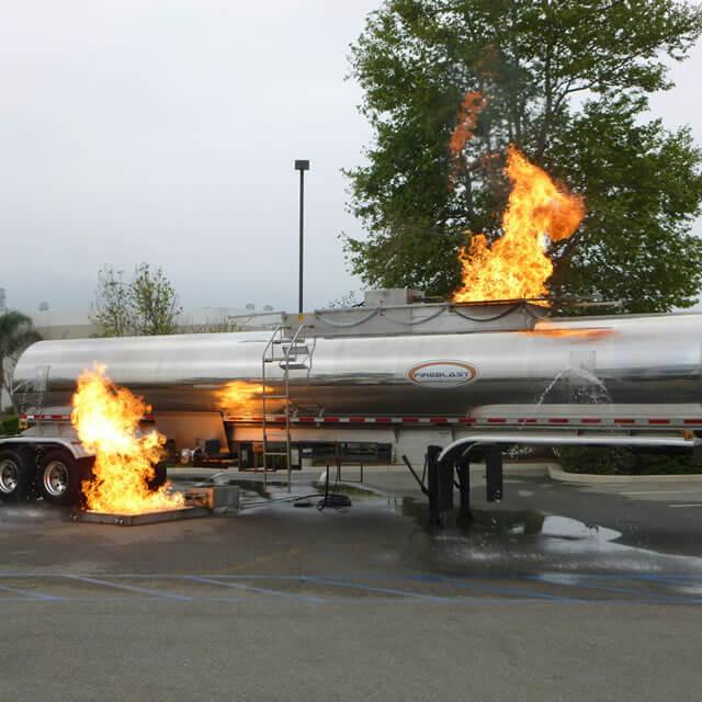 Haz-Mat Tanker Trainer