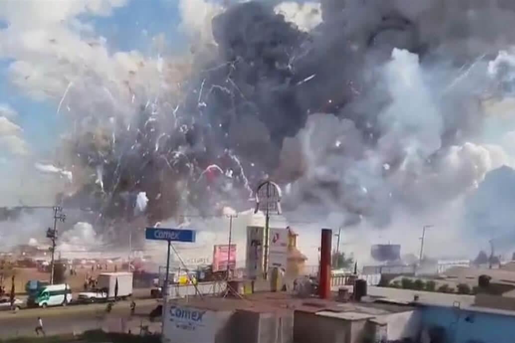 Smoke Explosions