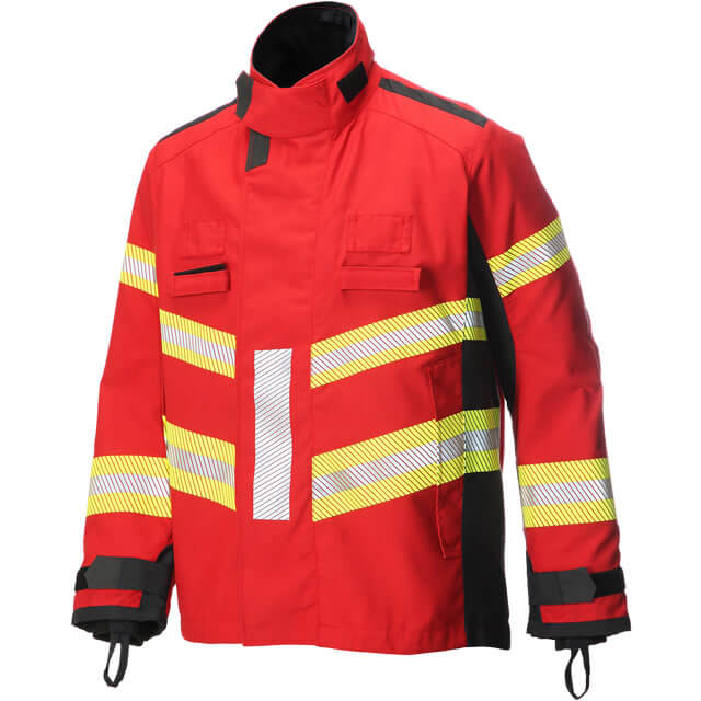 Xenon Multifunction Firefighter Rescue Jacket