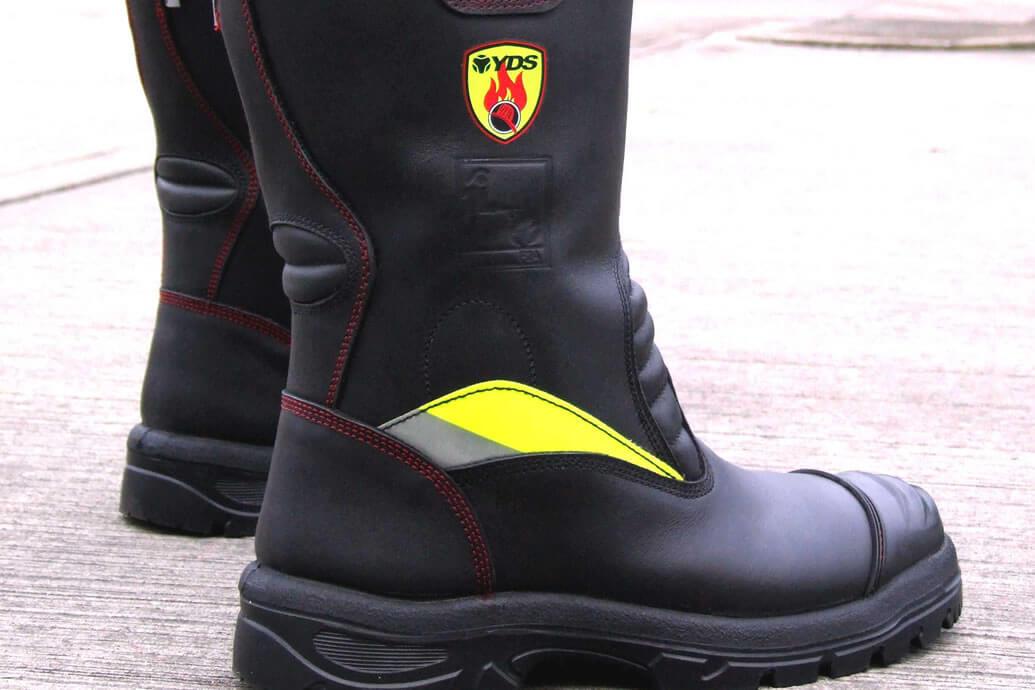 yds-crosstech pluto nfsr1115 fire boots