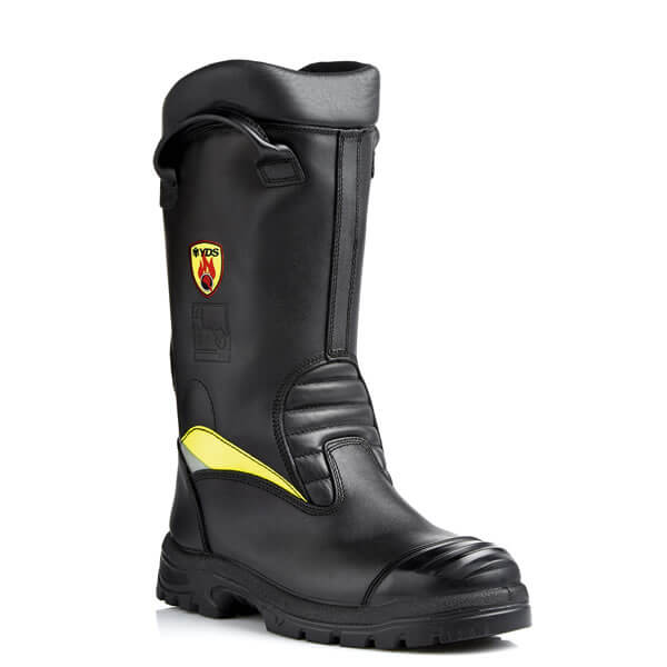 China's Guizhou Fire Department Choose Goliath Gore-Tex® Fire Boots