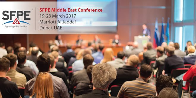 Society of Fire Protection Engineers Middle East Conference