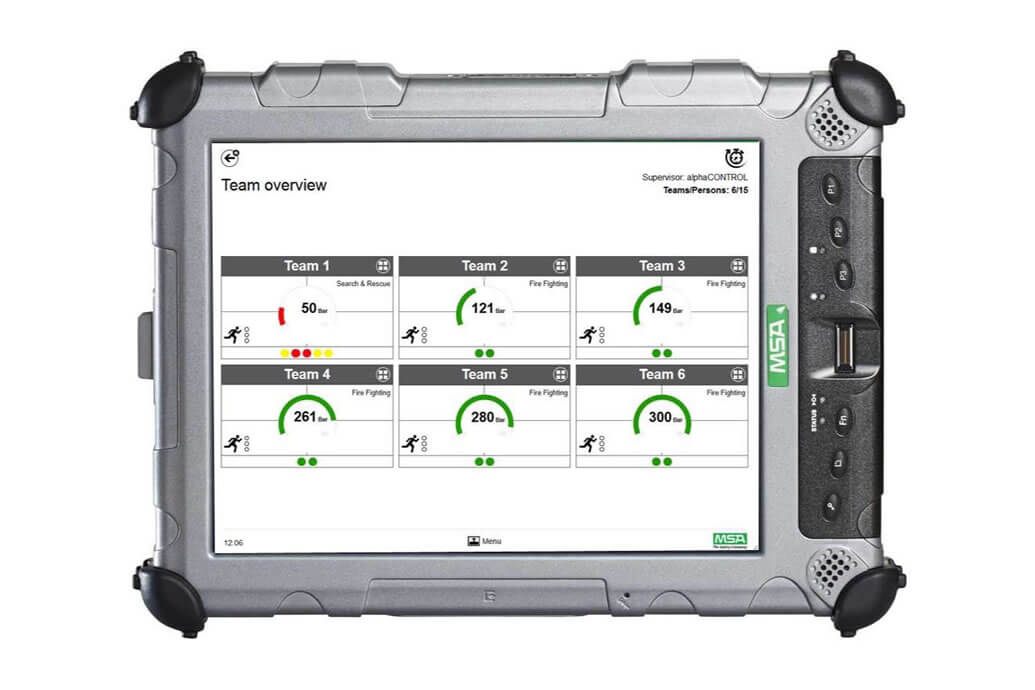 Awardwinner MSA A2 Software alphaCONTROL 2