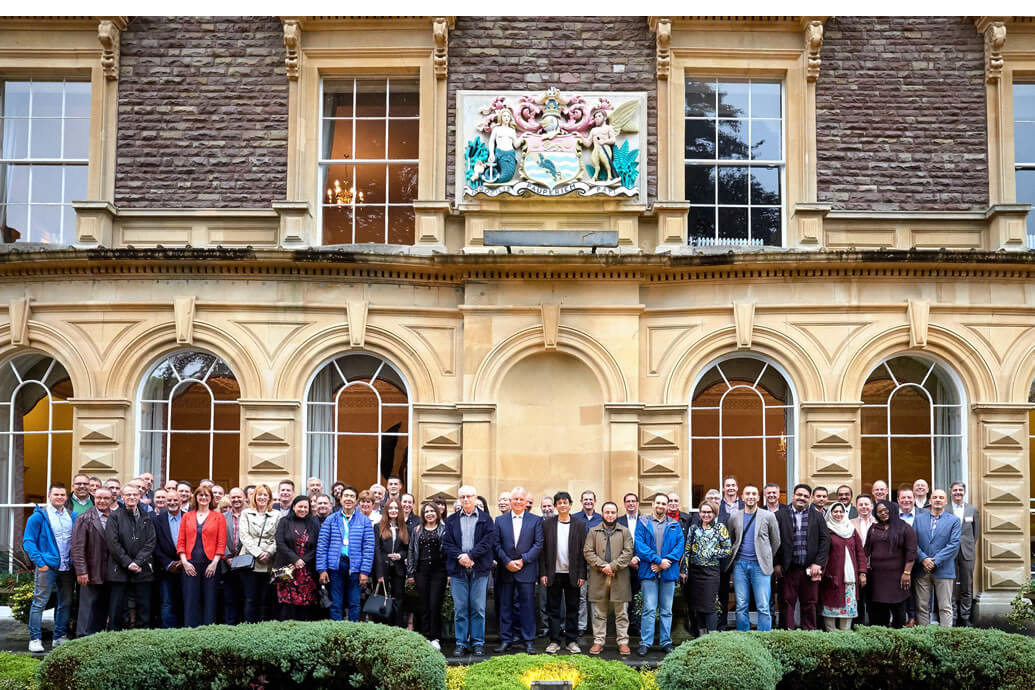 Bristol Uniforms 10th Distributor Conference