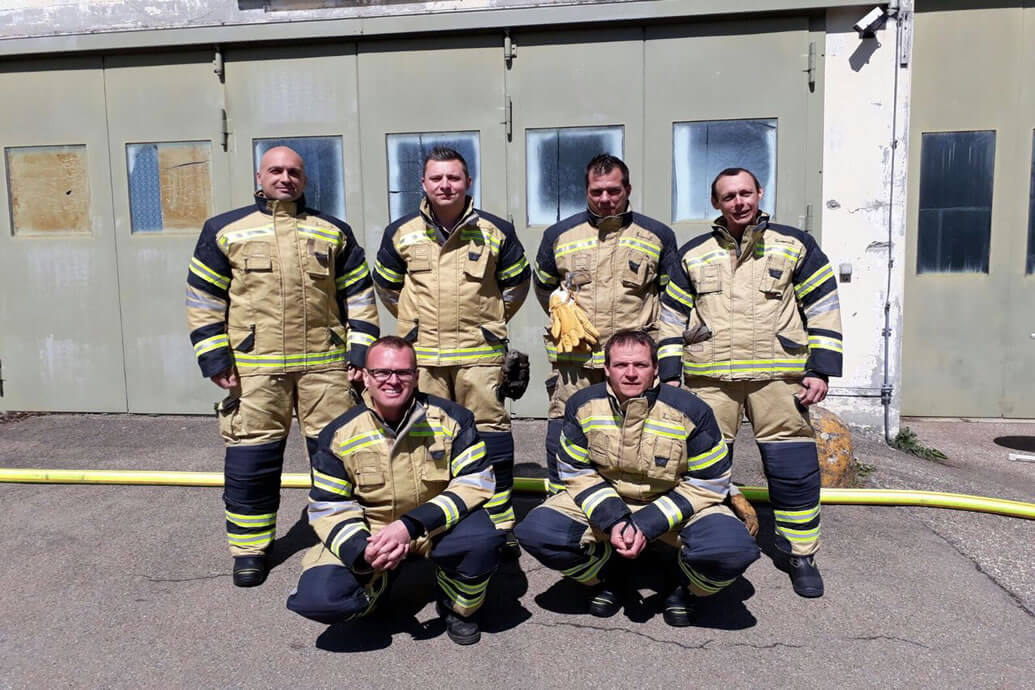 Bristol Uniforms secures First Order For XFLEX KIT