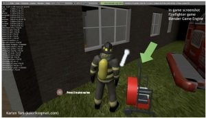 Gamification in the fire service