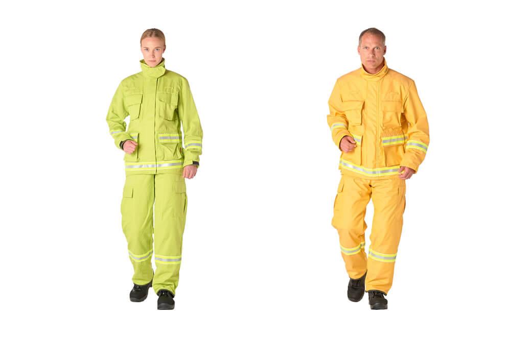 Bristol Uniforms Launch New Wildland Firefighting PPE