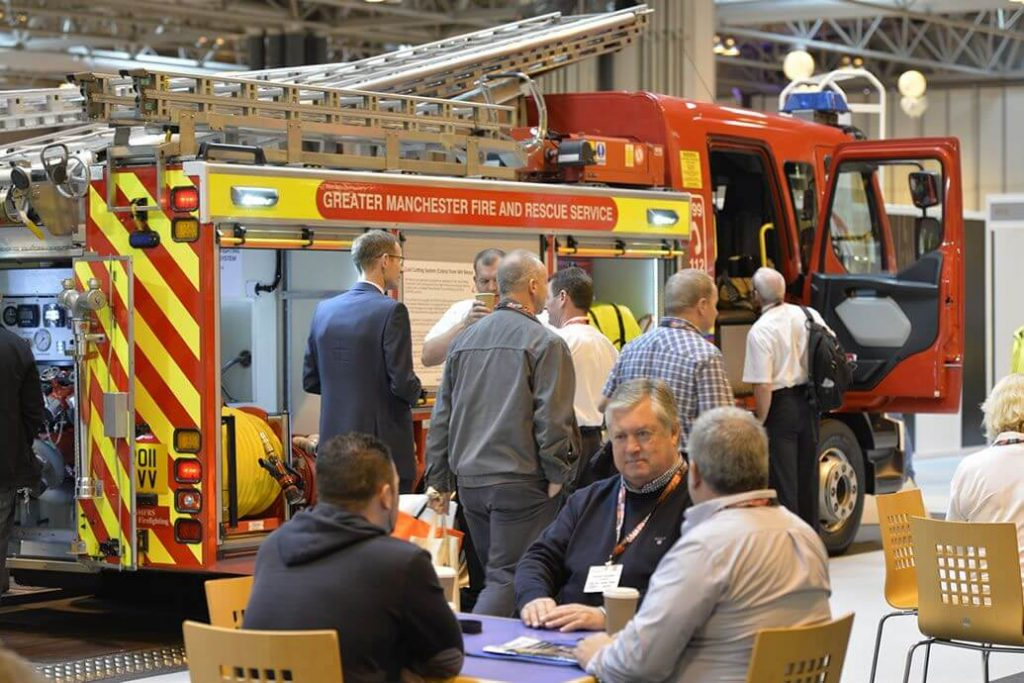UK's Largest Event for The Emergency Services