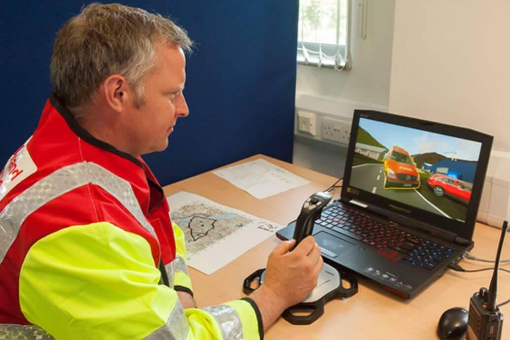 European Wildfire Simulation Training