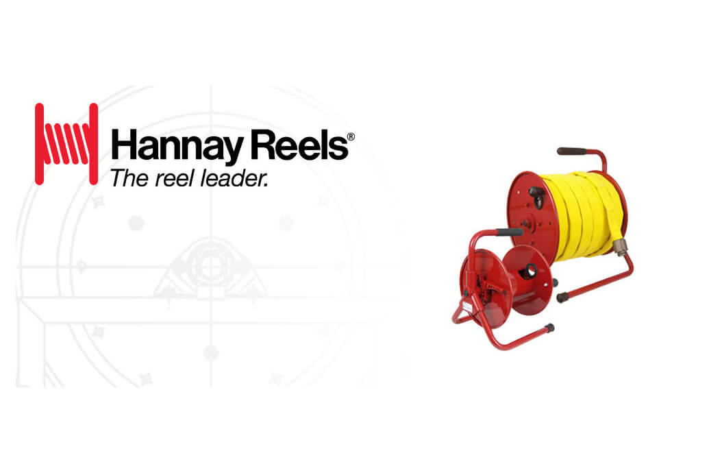 Hannay Reels Launch Lightweight New Hose Reels
