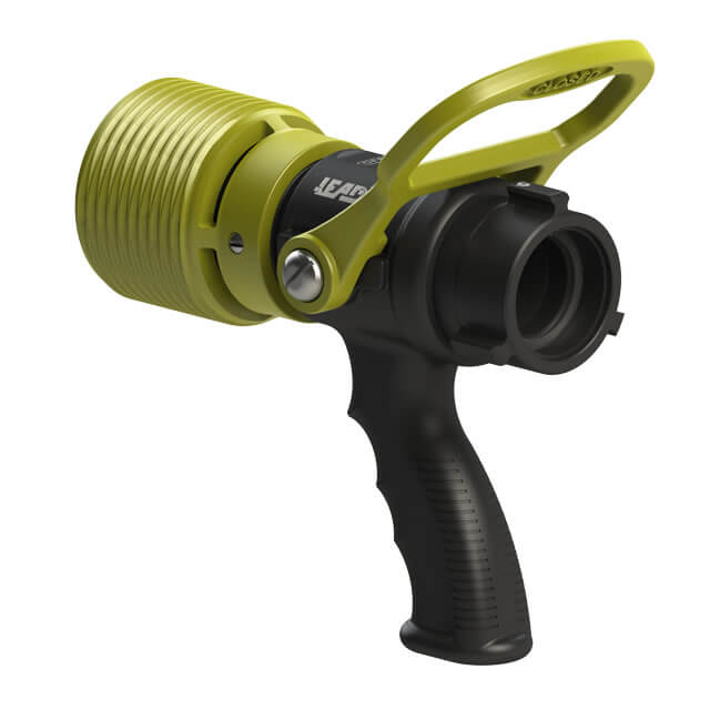 Twin Action FiberTech Multifunctional Water & Foam Nozzle