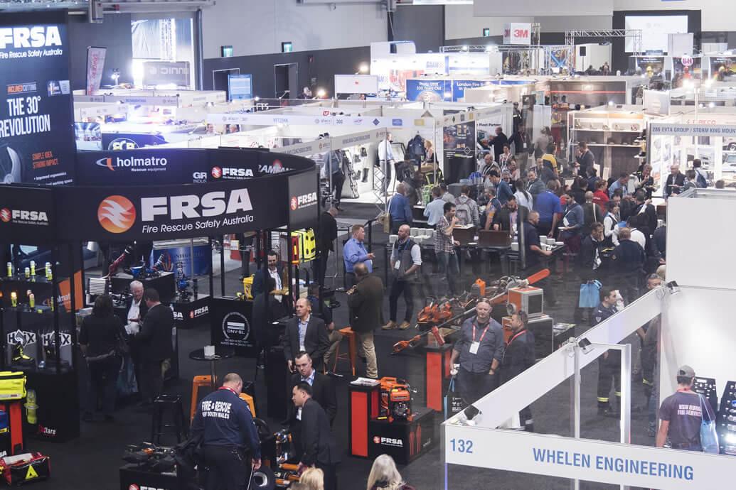 Australia's Emergency Managers Break Exhibition Record