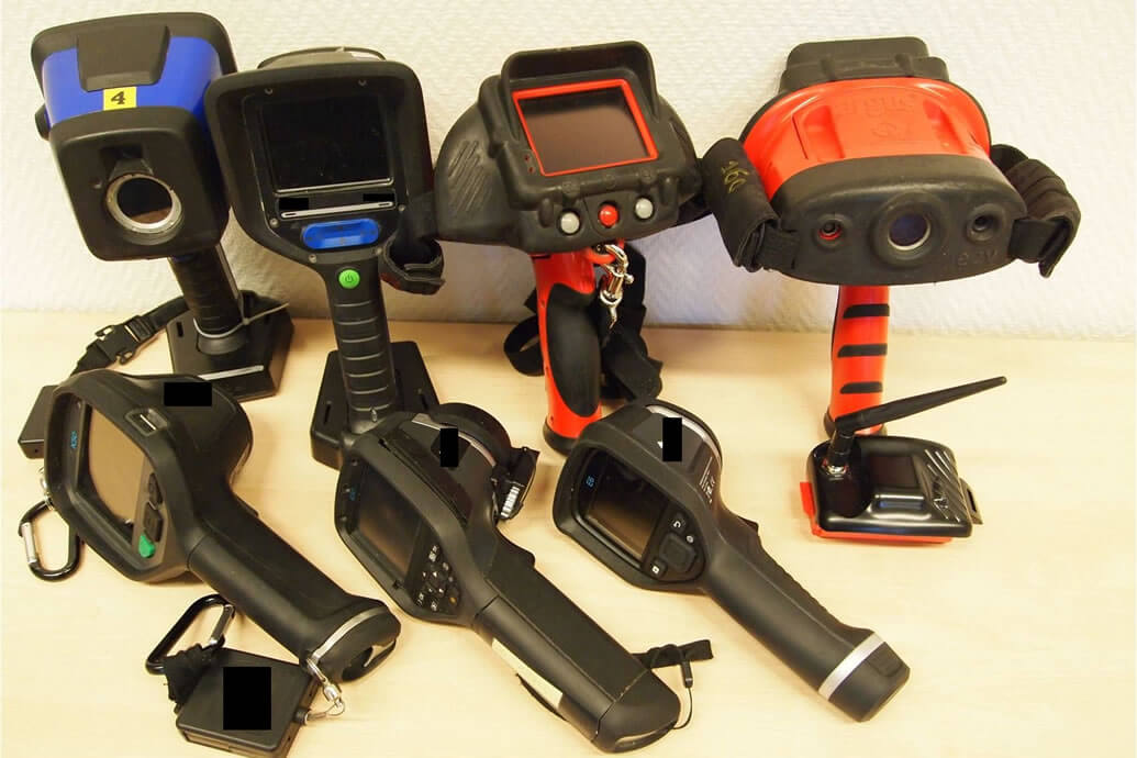 IR Technology Use in Rescue Services